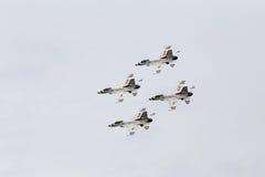 thunderbirds zdjęcie royalty free