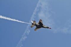 Thunderbirds, air-show Royalty Free Stock Photos