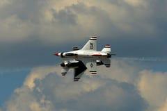 Thunderbirds da força aérea de E.U. Imagem de Stock Royalty Free