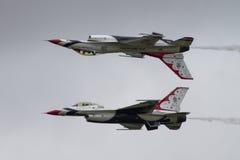 Thunderbirds del U.S.A.F. Immagini Stock Libere da Diritti