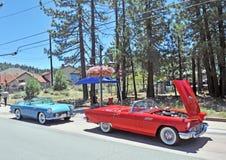 Thunderbirds do Two-Seater Fotografia de Stock Royalty Free
