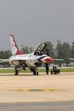 Thunderbirds (l'Armée de l'Air d'USA) Image stock