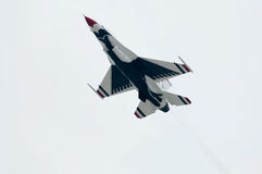 Thunderbirds (l'U.S. Air Force) Photos stock