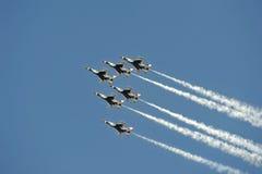 Thunderbirds Stock Photography