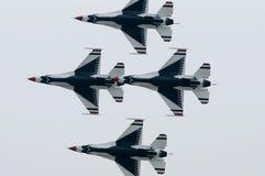 Thunderbirds (U.S.A.F) stock foto's