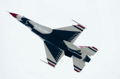 Thunderbirds (U.S.A.F) royalty-vrije stock afbeelding