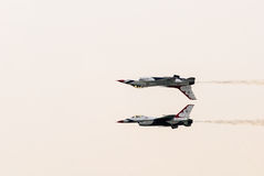 Thunderbirds (US Air Force) Royalty Free Stock Image