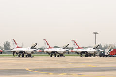 Thunderbirds (US Air Force) Stock Image