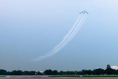 Thunderbirds (US-Luftwaffe) Stockfoto