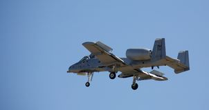 Thunderbolt A-10 Fotografia de Stock Royalty Free