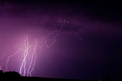 Thunderbolt Foto de Stock Royalty Free
