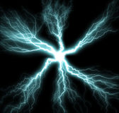 Thunderbolt Stock Photo