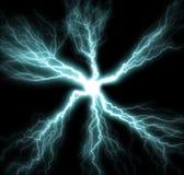 Thunderbolt. Background image. Concept of energy Stock Photo