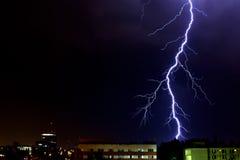 thunderbolt Royaltyfri Bild