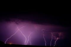 thunderbolt Royaltyfri Fotografi