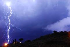 Thunderbolt Stock Photography