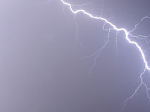 Thunderbolt Royalty Free Stock Photos