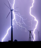 Thunderbolt Stock Photography