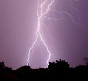 thunderbolt Стоковое Изображение