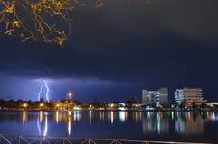thunderbolt foto de stock