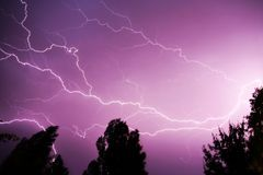 Thunderbolt Royalty Free Stock Photo