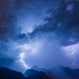 thunderbolt Lizenzfreies Stockbild