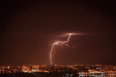 thunderbolt Royaltyfri Foto