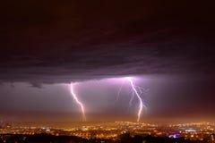 thunderbolt Royaltyfria Foton