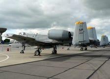 Thunderbolt A10 Stockfotografie