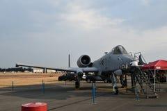 A-10 Thunderbolt II lizenzfreie stockfotos