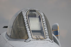 A10 Thunderbolt II cockpit Royalty Free Stock Photos