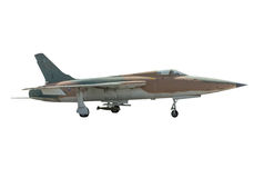 Φ-105 Thunderchief Στοκ φωτογραφίες με δικαίωμα ελεύθερης χρήσης