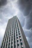 Thundercloud Στοκ εικόνα με δικαίωμα ελεύθερης χρήσης