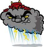thundercloud Immagini Stock