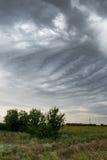 thundercloud Στοκ φωτογραφία με δικαίωμα ελεύθερης χρήσης