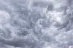 Thunderclouds Στοκ Φωτογραφία