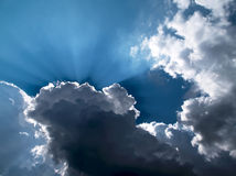 Thunderclouds Royalty Free Stock Photos