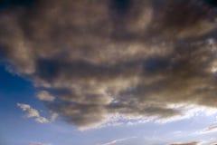 thunderclouds Zdjęcia Royalty Free