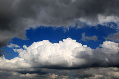 Thunderclouds Royalty Free Stock Photo