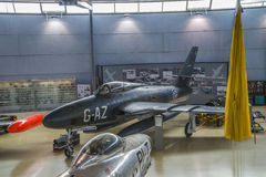 Thunderflash республики rf-84f Стоковые Фото