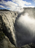 Thundering Dettifoss Stock Photo