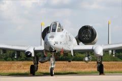 A-10 Thunderolbt Royalty Free Stock Photo