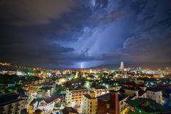 thundershower стоковые фото