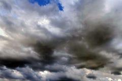 thunderstorm σύννεφων Στοκ Εικόνες