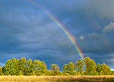 After a thunderstorm Royalty Free Stock Photography