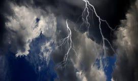 Thunderstorm Στοκ Εικόνες