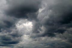 thunderstorm Στοκ εικόνα με δικαίωμα ελεύθερης χρήσης