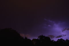 thunderstorm Immagine Stock