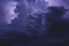 thunderstorm Stockfotos