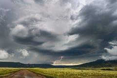 thunderstorm Stockfotografie